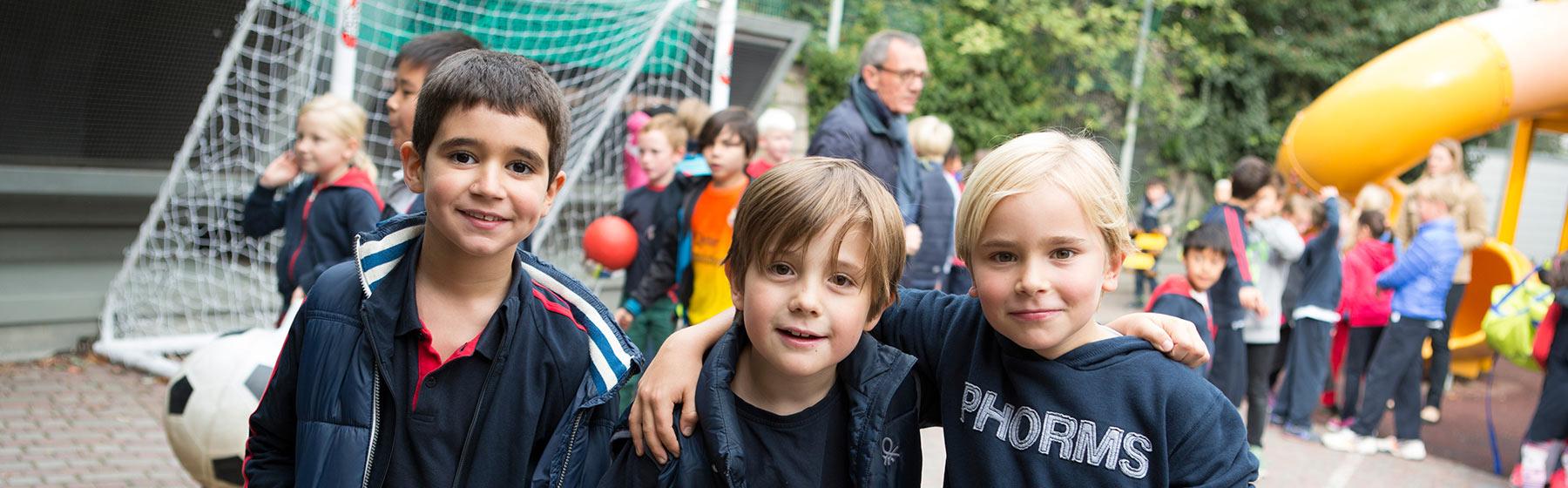 Beste Grundschule Frankfurt